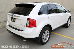 2013 Ford Edge Limited 2013 Ford Edge Limited Awd Envision Auto Calgary