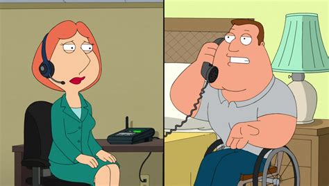 Lois on the phone family guy online