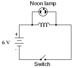 inductor open circuit in dc lessons in electric circuits volume i dc chapter 15