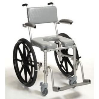 Shower Wheelchairs by Multichair Manual Toilet Shower Wheelchair