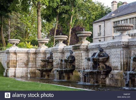 patio beauvais beauvais cascades big designed by andre le notre