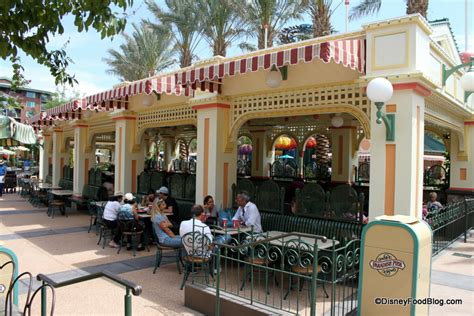 Paradise Garden Grill by Review Paradise Garden Grill In Disney California