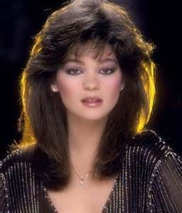 berry hairstyles in 1980 valerie bertinelli