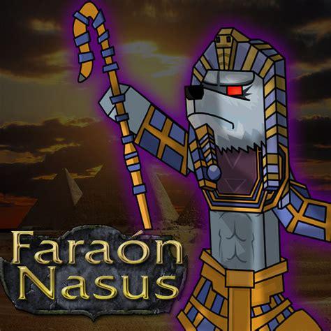 All Skin Mobile Legend 600 749 pharaon nasus league of legends minecraft skin by cdcflooper on deviantart