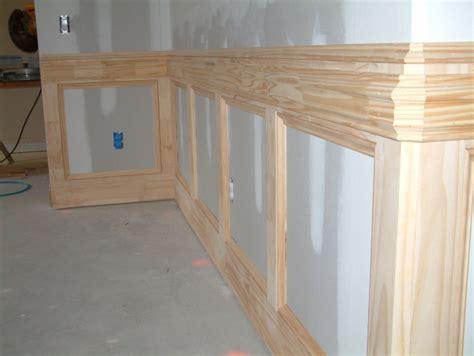 Trim Baseboard custom trim work and home repair in panama city florida