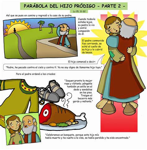 imagenes catolicas del hijo prodigo dibujos para catequesis par 193 bola del padre misericordioso