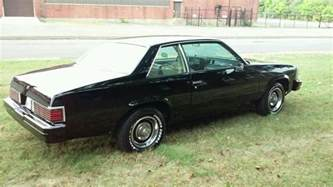 1981 chevrolet malibu classic coupe 2 door for sale in