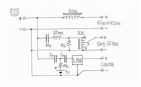 220hz at speaker crossovers circuit diagrams wiring