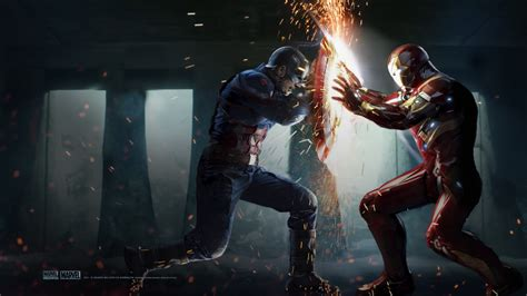 wallpaper of captain america civil war superhero internal conflict galore in captain america