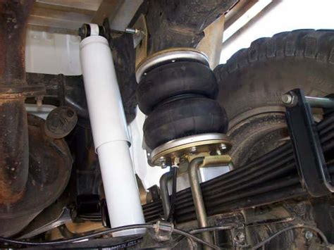 Toyota Hilux Airbag Suspension Photos 4wd Systems Gear To Goannawhere