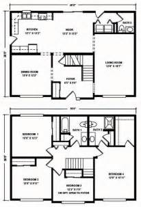 Floor Plans Two Story Two Story Modular Floor Plans Kintner Modular Homes Inc