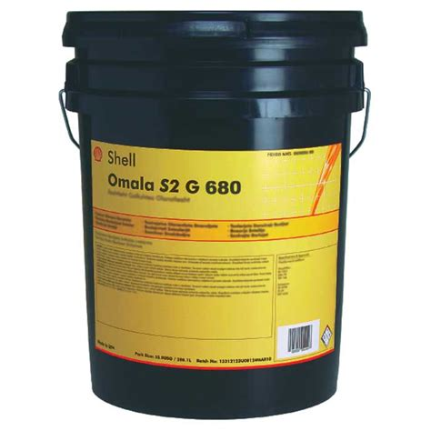 Mobil Atf 220 Pail shell omala s2 g 680 5 gallon pail comolube