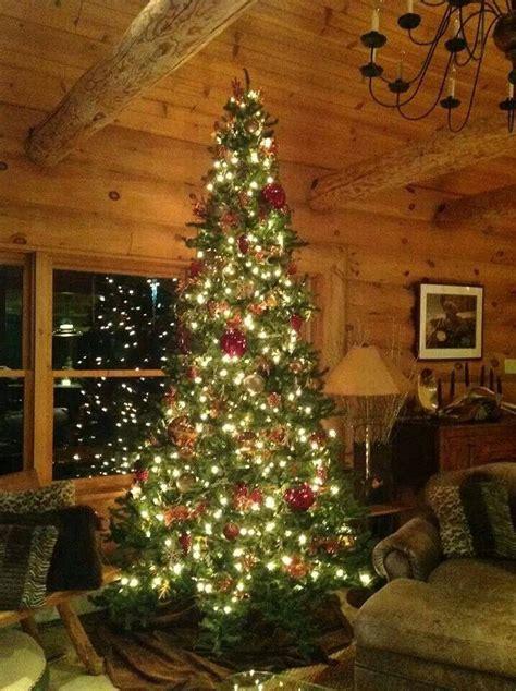 christmas cabin decorating ideas