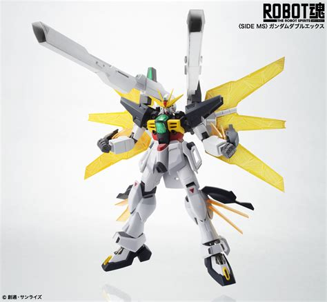 Robot Damashii X Gundam robot damashii gundam x the toyark news