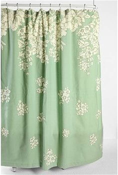 Seafoam Green Curtains Decorating Decor Seafoam Green On Pinterest Green Green Bathrooms And Green Shower Curtains