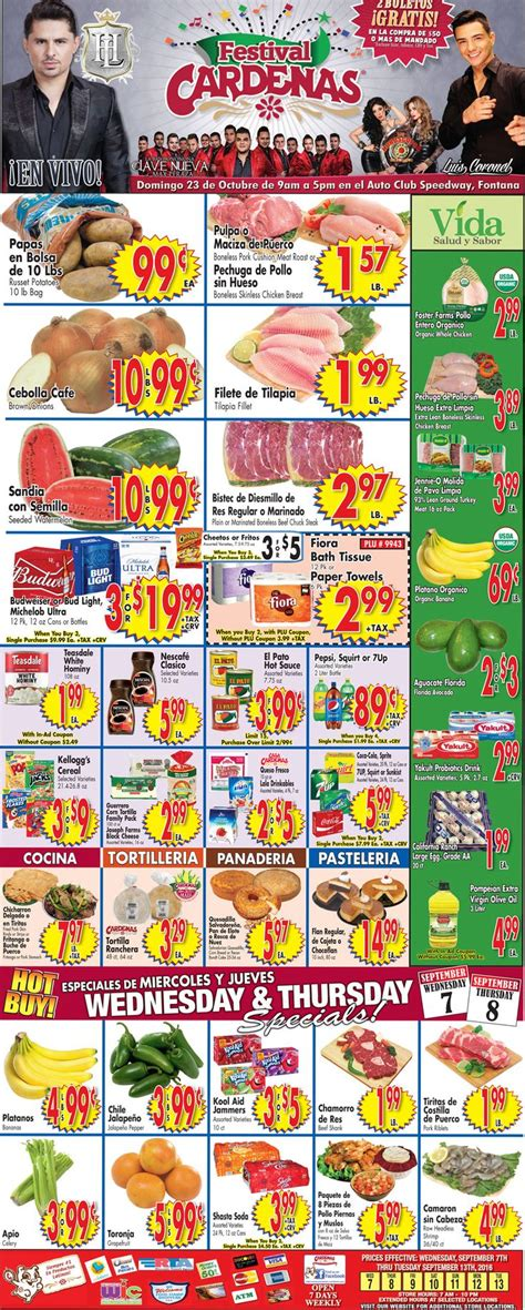 cardenas weekly ad for this week 2051 best images about olcatalog weekly ads on