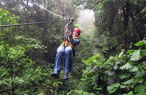 canapé tours selvatura canopy tour costa rica guides
