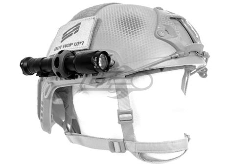 best tactical helmet light lancer tactical 20mm helmet flashlight cl black