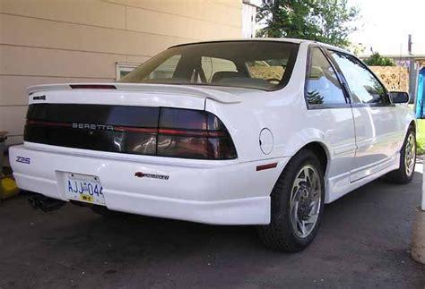 1995 chevrolet beretta z26 coal 1995 chevrolet beretta z26 a boy and his car