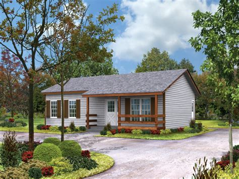 Small Ranch Style Home Plans | 1 story ranch style houses small ranch home floor plans