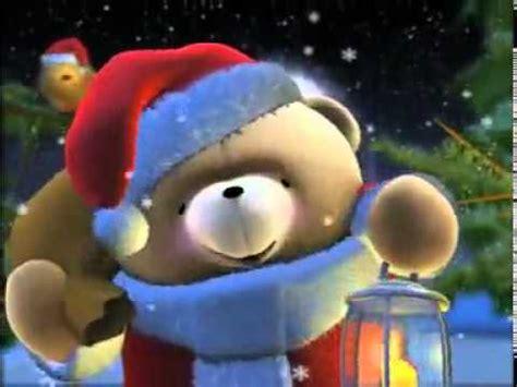 imagenes tiernas feliz navidad osito navidad youtube