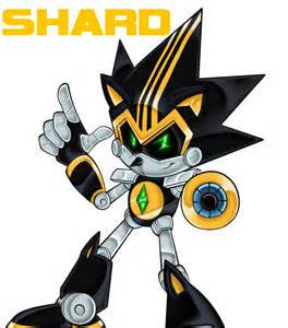 shard the metal sonic by super sonic 101 on deviantart