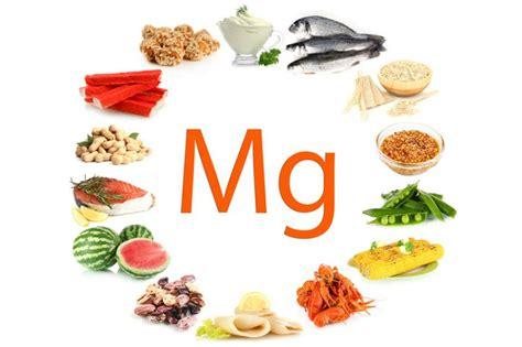 alimenti con magnesio magnesio propriet 224 benefiche e alimenti lo contengono