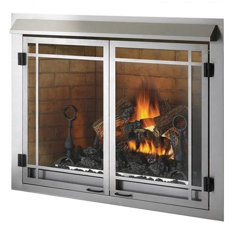 Napoleon Fireplaces Gas by Napoleon Gss42n Outdoor Gas Fireplace At