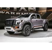 Nissan Titan XD Warrior Concept Walk Around Video