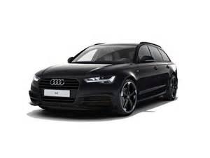audi a6 avant 2 0 tdi quattro black edition s tronic car