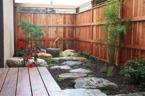 Asian Backyard Landscaping Ideas Japanese Courtyard Garden