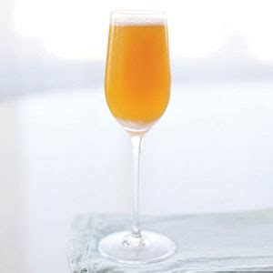 apricot fizz 20 easy chagne cocktails drink recipes with