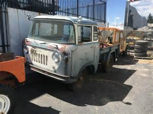 Fc 150 Jeep 1957 57 Willys Willy S Fc150 Fc 150 Jeep Forward