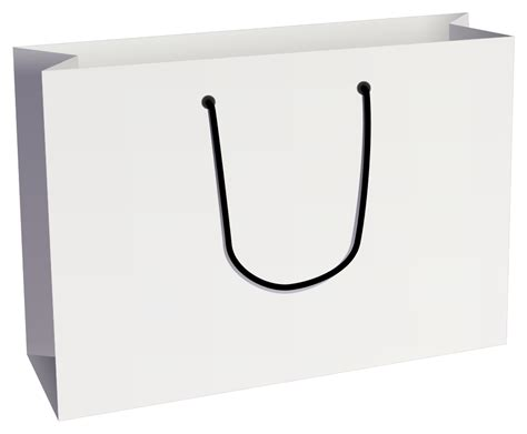 file white paper bag svg wikimedia commons