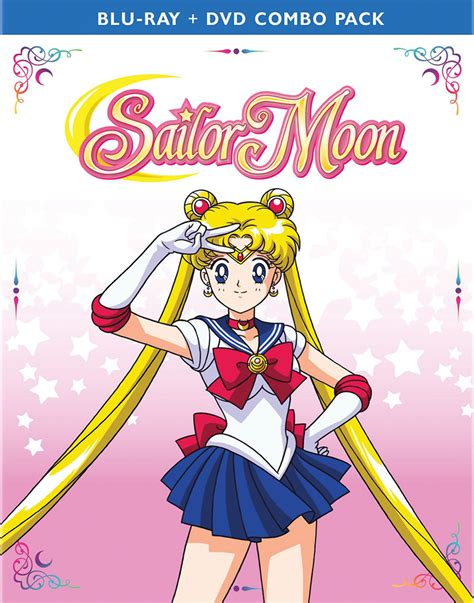 dvd bd sailor moon season 1 part 2 sailor moon