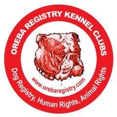 1 Maiden 5th Floor New York Ny 10038 by Oreba Registry Kennel Clubs Inc New York Ny 10038 646