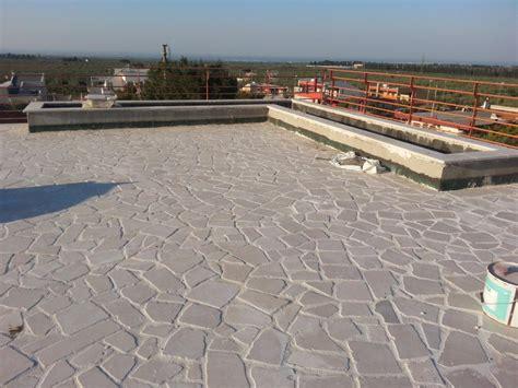 pavimentazione terrazzo di copertura pavimentazione terrazzo villa pietre raffaele cileo