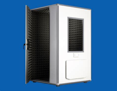 cabina silente insonorizzazioni cabine per audiometria