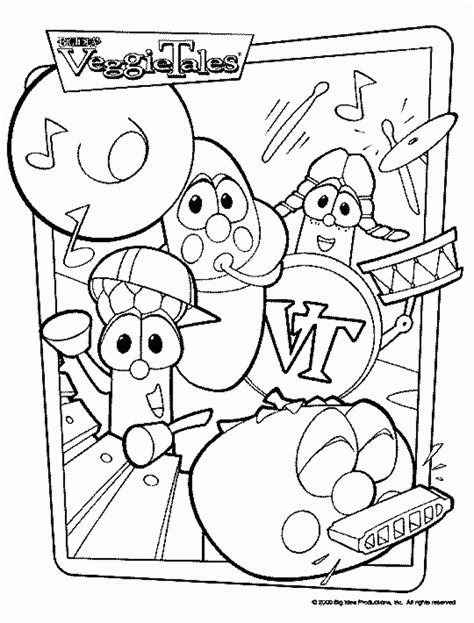 printable coloring pages veggie tales get this online peppa pig coloring pages 63038