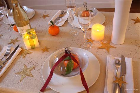 Table De Fête Noel Déco by Decoration Cuisine Orange Et Vert