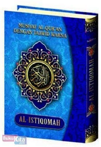 Qur An Tajwid Warna Mushaf Tajwid Warna bukukita mushaf al qur an dengan tajwid warna cover biru