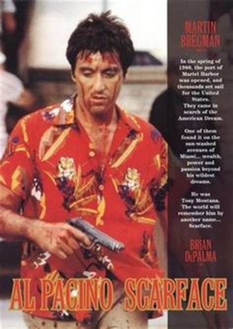 pin pin tony montana lyrics future cars 2 the movie quot say hello to my little friend quot scarface on pinterest