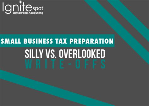 Small Home Business Write Offs 12 Silly Tax Write Offs That Actually Happened Infographic