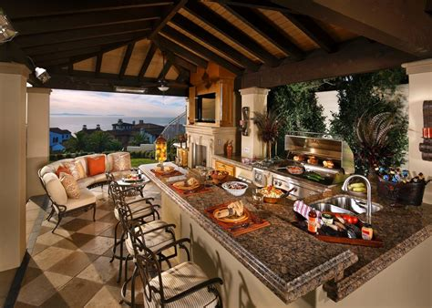 patio kitchen designs photos hgtv