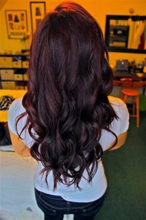 how to get cherry coke hair color cherry coke curls hairstyles how to