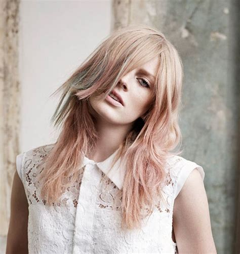 trendy hair colours 2015 blonde hair color trends 2015 hair style