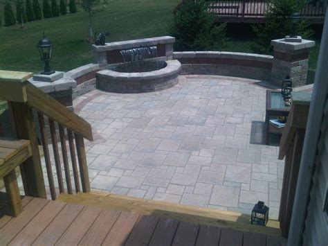 paver patio installation paver patio installation columbus patio ideas columbus