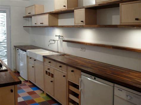 cuisine longueur cuisine en longueur damien jorrand l atelier de design