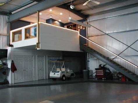 hangar loft area   Hangar Man Cave   Pinterest   Flats