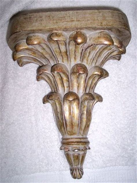 Decorative Wall Sconce Shelf by 1000 Images About Glam Era On Regency Decor